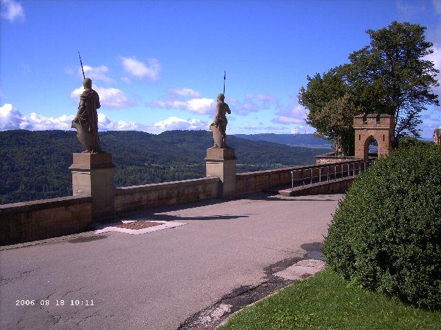Burg Hohenzollern kleiner Rundgang 2006 vom Admin Pict0419
