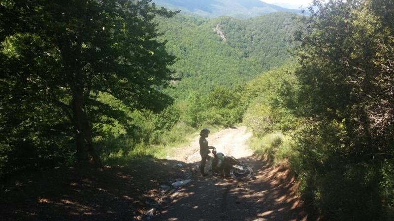 Traversée des Pyrénées en KLRs 11400-10