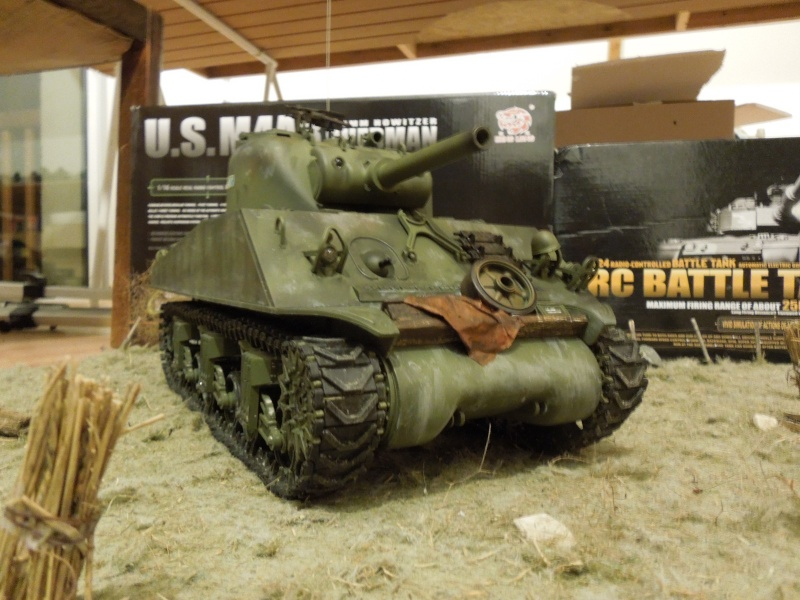 M4A3 Sherman Heng Long 1/16è Dscn0310