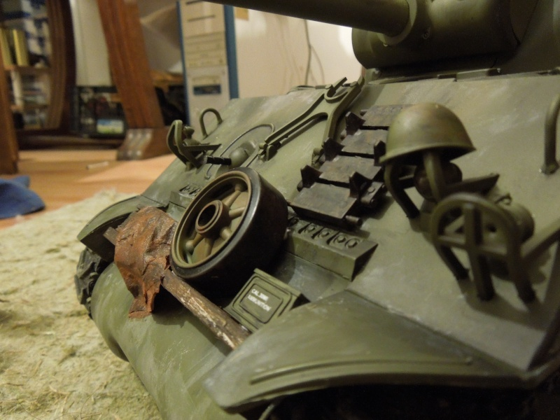 M4A3 Sherman Heng Long 1/16è Dscn0313