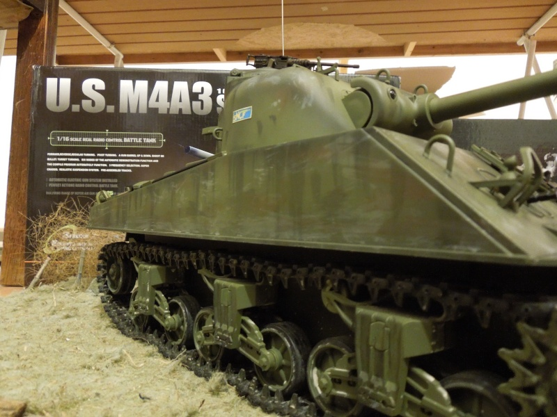 M4A3 Sherman Heng Long 1/16è Dscn0314
