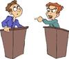 Débats et bavardages