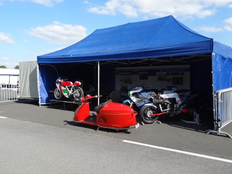 [Sorties] Café Racer Festival. Montlhéry 21 et 22 jui 2014. Dsc03020