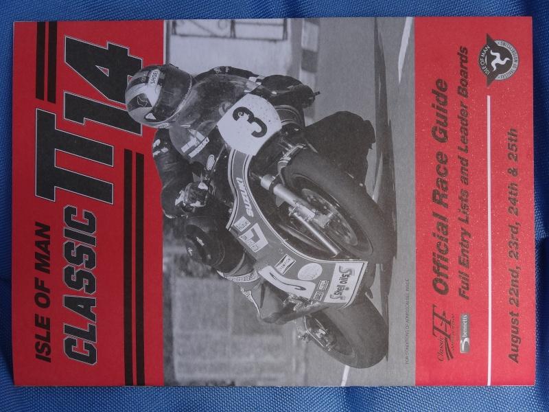 [Road Racing] Classic TT 2014 Dsc03512