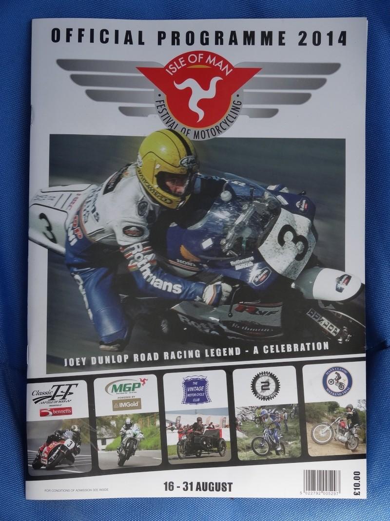 [Road Racing] Classic TT 2014 Dsc03513