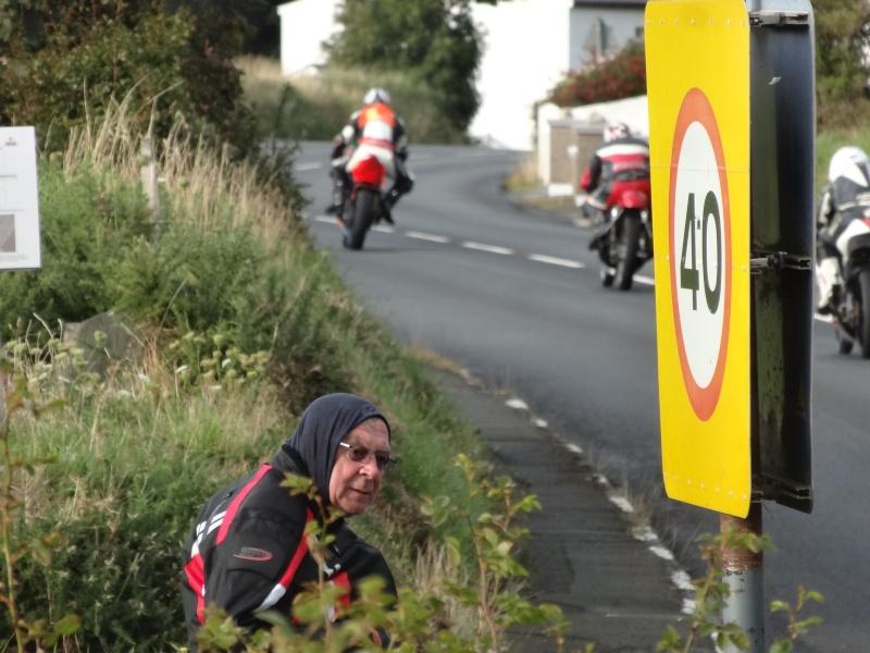 [Road Racing] Classic TT 2014 Dsc03621