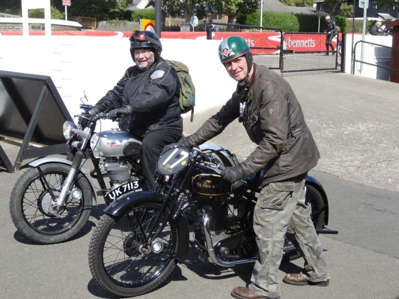 [Road Racing] Classic TT 2014 - Page 4 Dsc03730