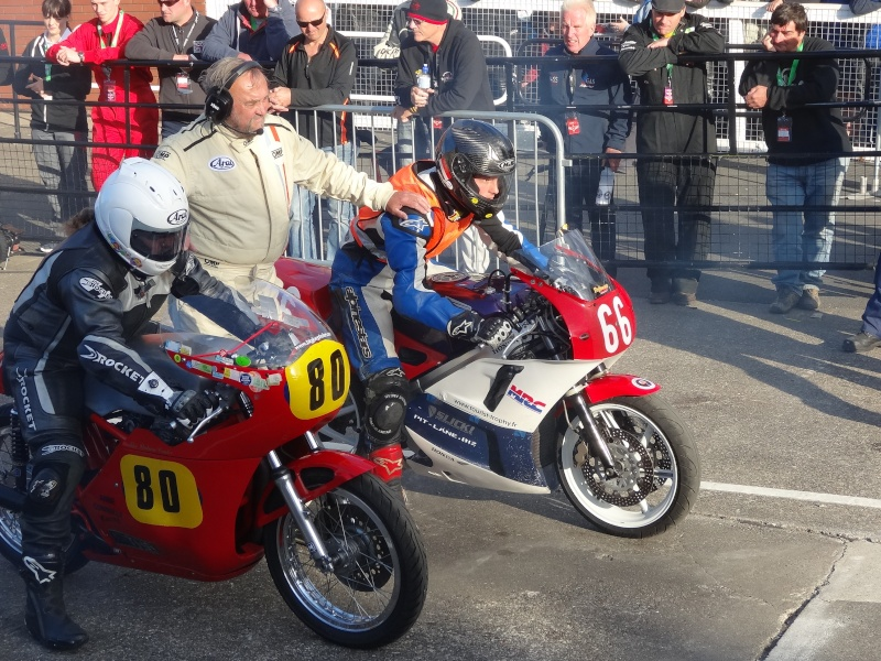 [Road Racing] Classic TT 2014 Dsc03815