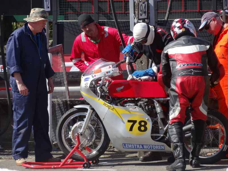 [Road Racing] Classic TT 2014 Dsc03919