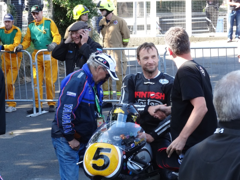 [Road Racing] Classic TT 2014 Dsc03923