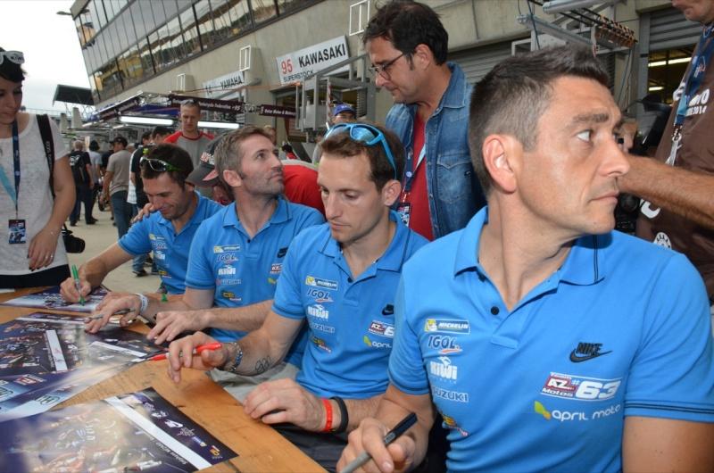 [Endurance] 24 Heures Moto 2014 (Le Mans) - Page 11 Dsc_8319