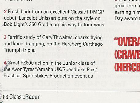 [Road Racing] Classic TT 2014 - Page 6 Lance310