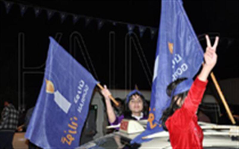 هيج جياوازي نابينم لة نيواني گوران و حزبة كاني تر  74201410