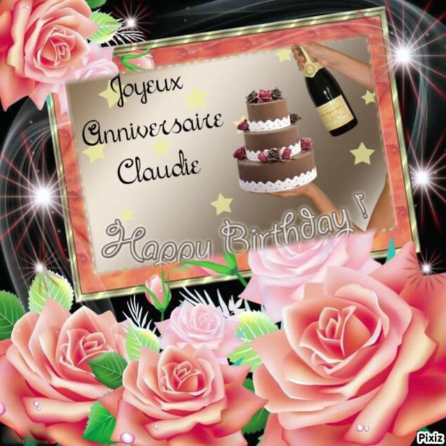 Anniversaire Claudie Willou Af162e10