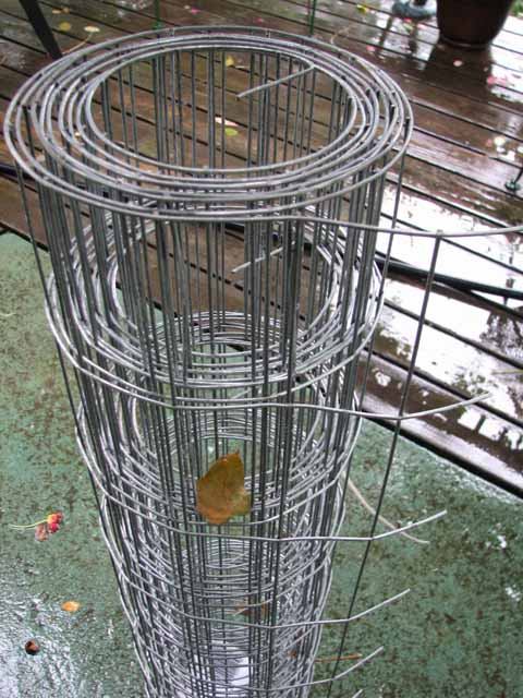 support cages for plants Wire_c10