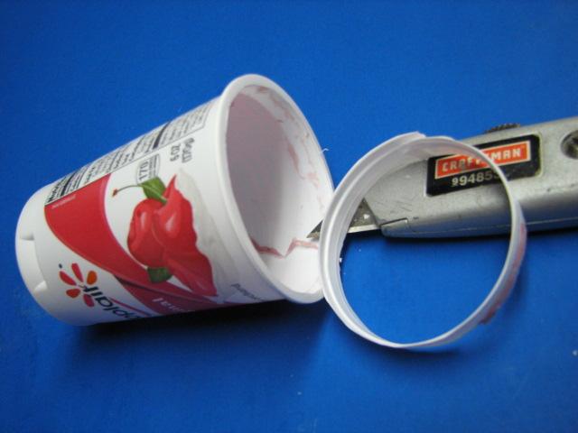 yogurt cups for seed starting Yogurt18