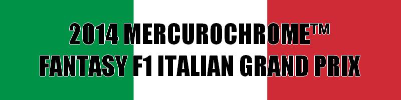 Grand Prix d'Italie 2014 Bandea11