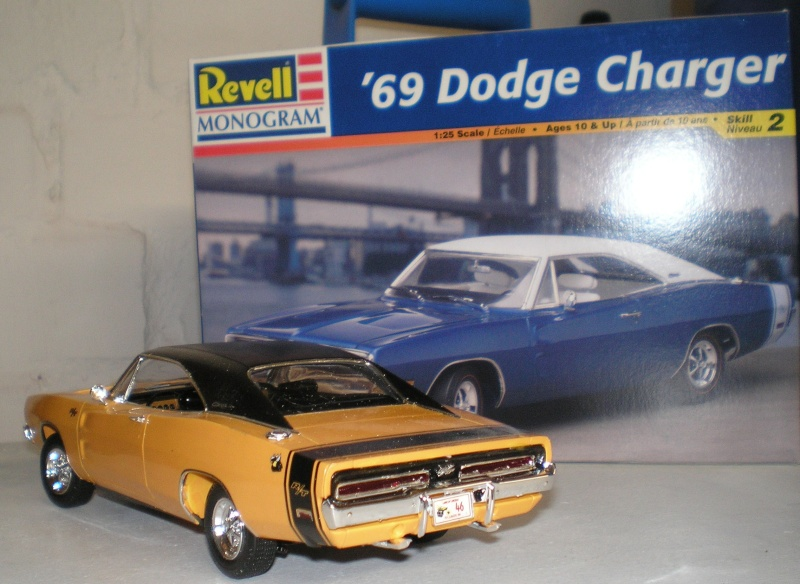1969 Doge Charger 1:25 MPC Dodge_10