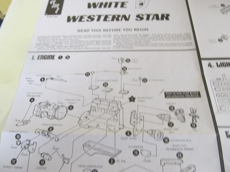 White Western Star von AMT in 1 zu 25 Img_2738
