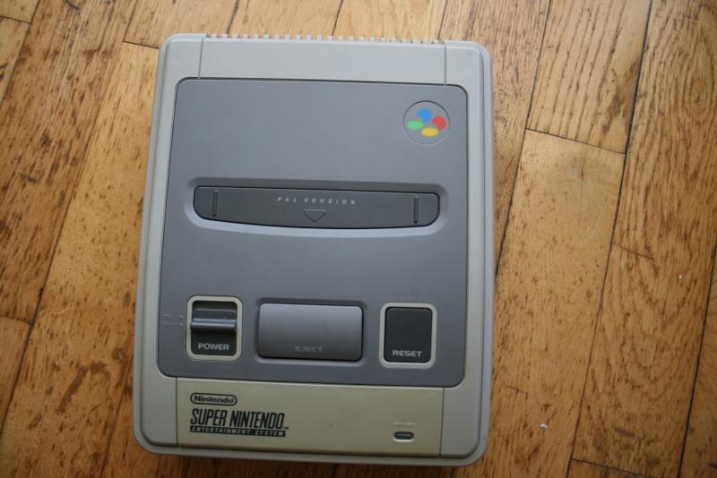 """Super Nintendo FRA """"Pal Version"""" Img_8314"""