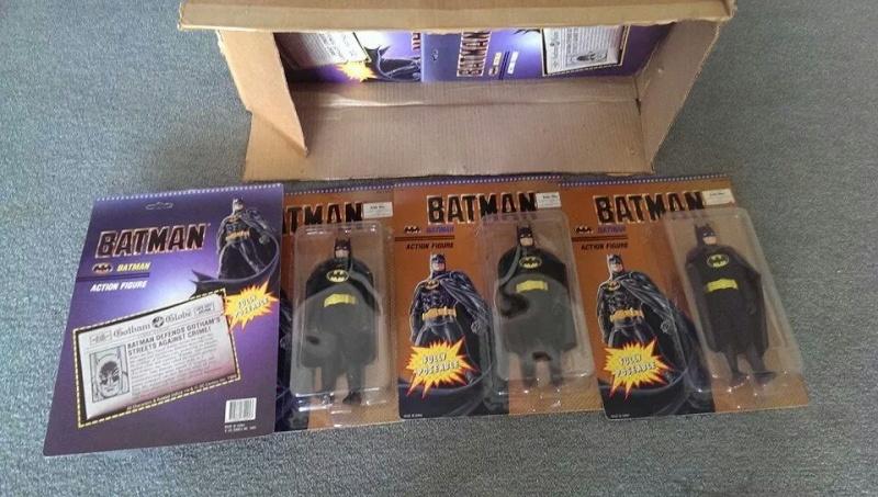 """Australian Only Release 1989   8"""" Keaton Batman ..MEGO TYPE Img_1112"""