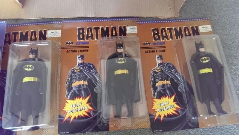 """Australian Only Release 1989   8"""" Keaton Batman ..MEGO TYPE Img_1113"""