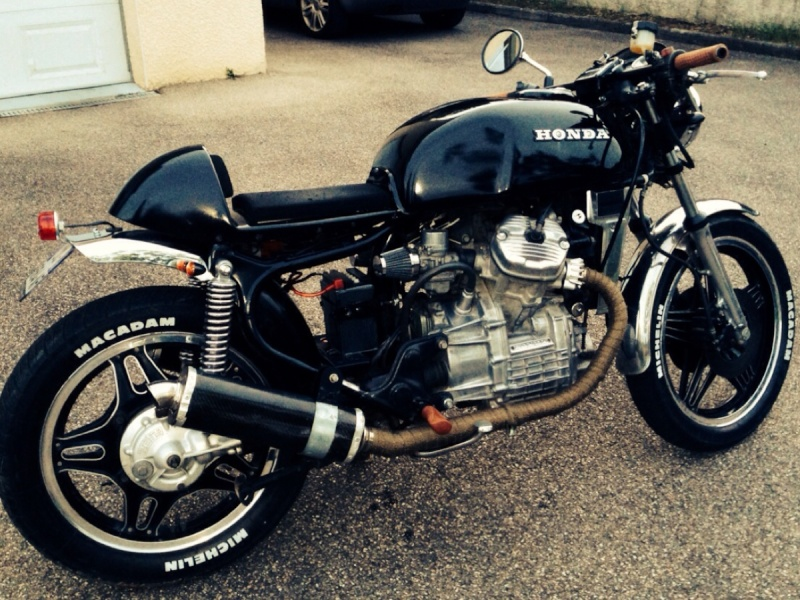 honda cx 400 #cafe #racer  - Page 4 Img_4914
