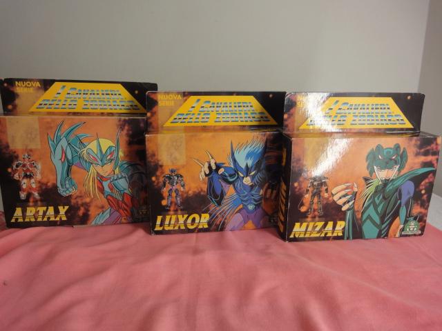 Lotto Asgard: Artax + Luxor + Mizar Dsc03513