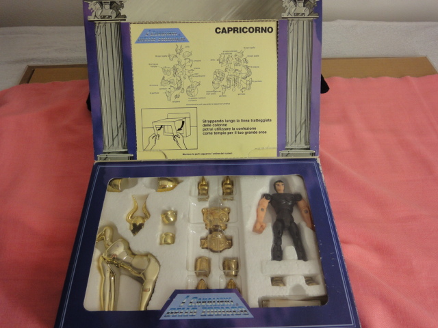 Capricorn e Virgo - cavalieri dello zodiaco  Dsc03522