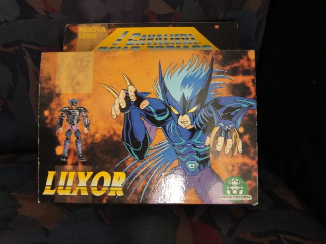 Cavalieri dello Zodiaco Lotto Vintage: Luxor e Mizar di Asgard Dsc03711