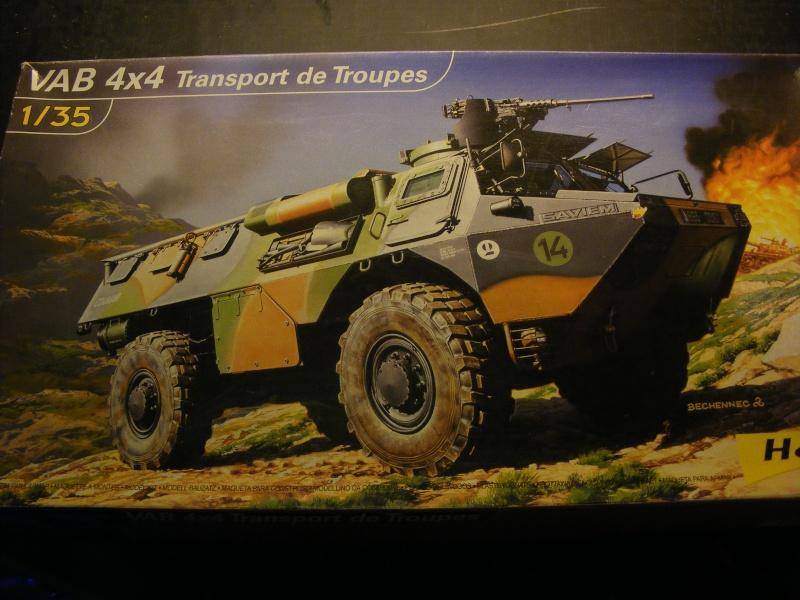 Truppentransporter VAB 4x4 in 1:35 von HELLER Dscf1213