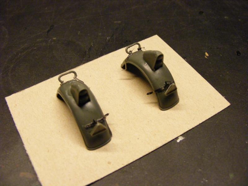 Feldkanone 20 mm FK 20 - 2  ( MK 20 DM 5 ) mit Sonderanhänger in 1:35 Dscf1420