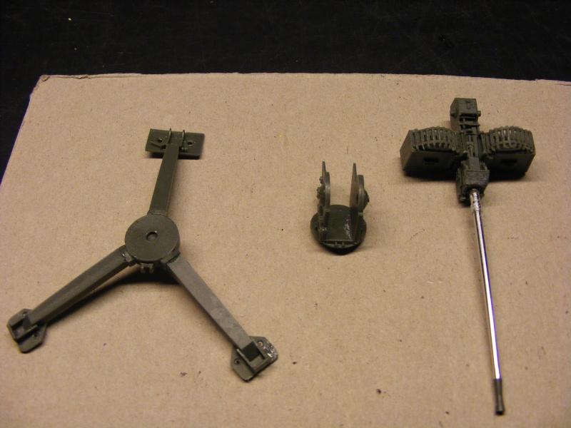 Feldkanone 20 mm FK 20 - 2  ( MK 20 DM 5 ) mit Sonderanhänger in 1:35 Dscf1422