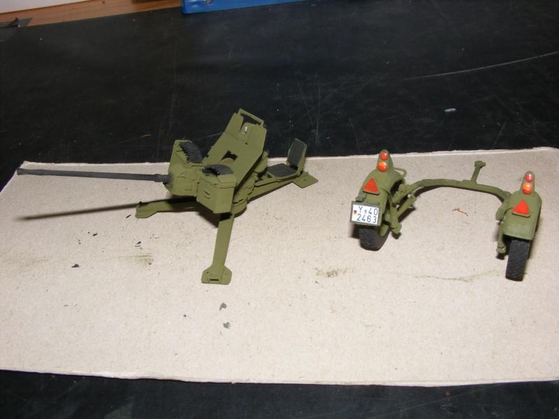 Feldkanone 20 mm FK 20 - 2  ( MK 20 DM 5 ) mit Sonderanhänger in 1:35 Dscf1425