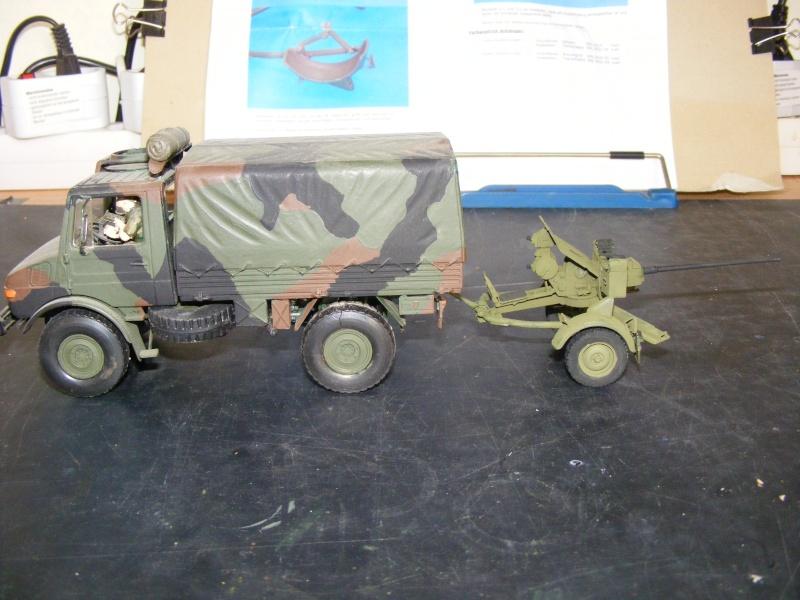 Feldkanone 20 mm FK 20 - 2  ( MK 20 DM 5 ) mit Sonderanhänger in 1:35 Dscf1427