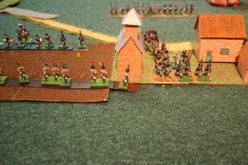 Français contre Prussiens à nouveau France25