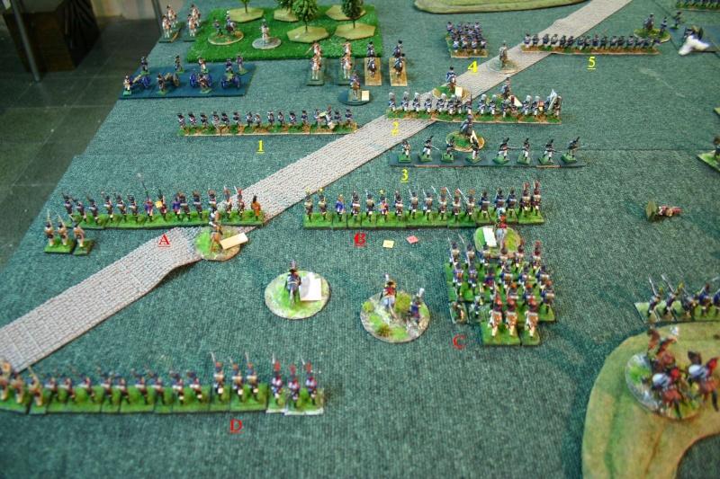 Français contre Prussiens à nouveau France30