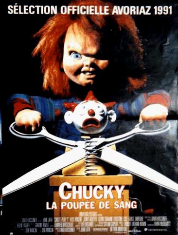 "Les clowns "" ça "" Chucki10"