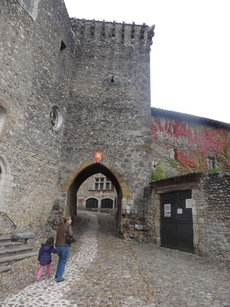 Cité médiévale de Pérouges 00418