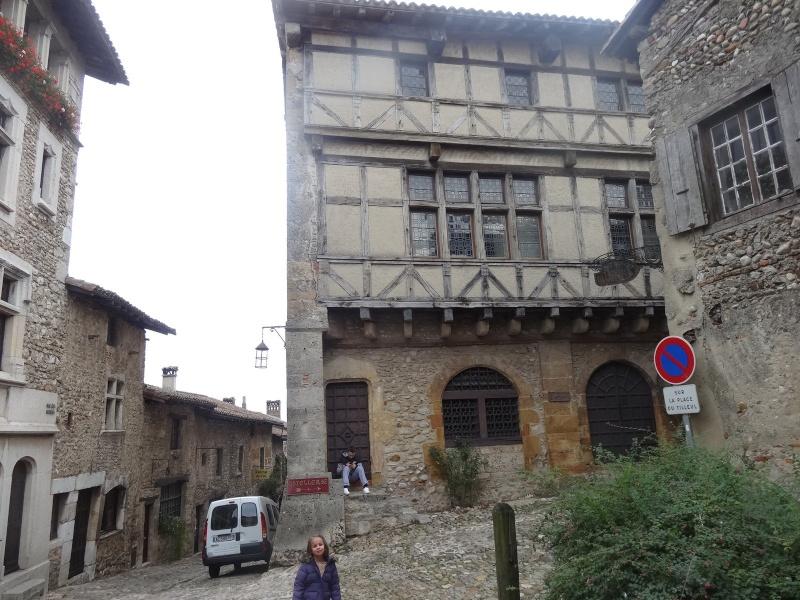 Cité médiévale de Pérouges 00714