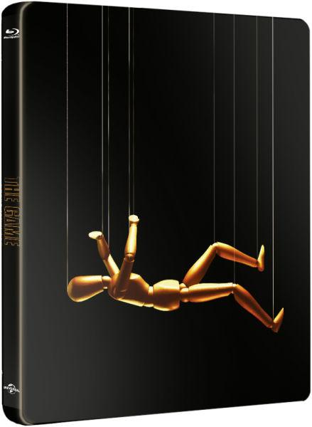 The Game : Zaavi Exclusive Steelbook 00165
