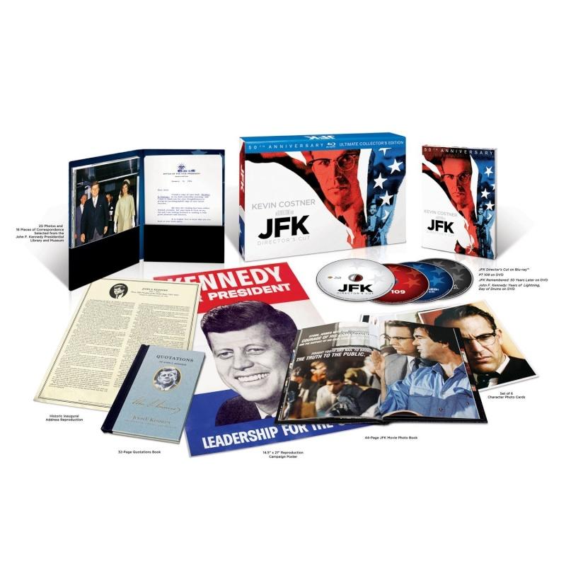 JFK : Zaavi Exclusive Steelbook : 04/12/13 00171