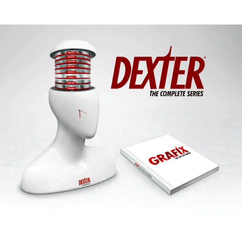 Dexter : The Complete Series Collection 00228