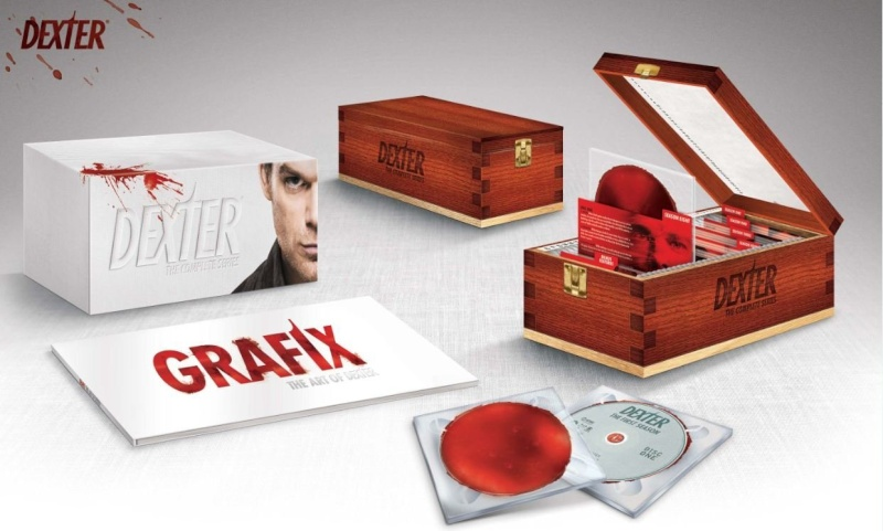 Dexter : The Complete Series Collection 00313