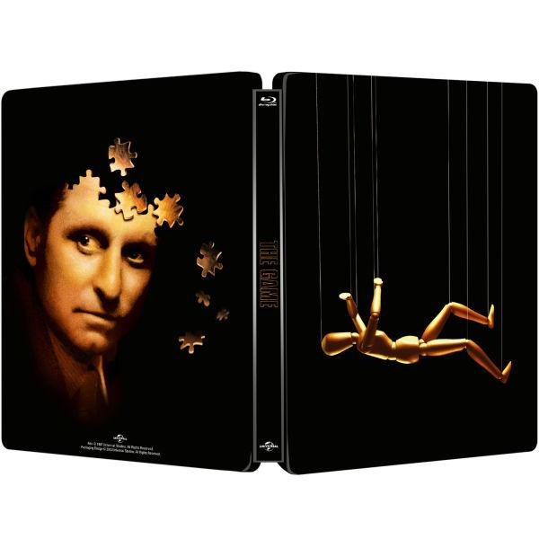 The Game : Zaavi Exclusive Steelbook 00316