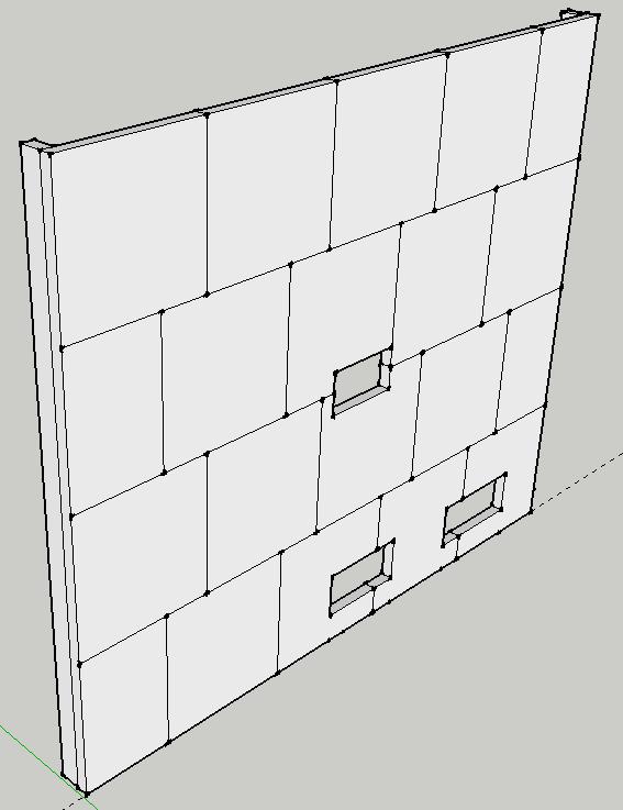 [Question] Recouvrir un coffrage de plaquettes de parement - Page 2 1110
