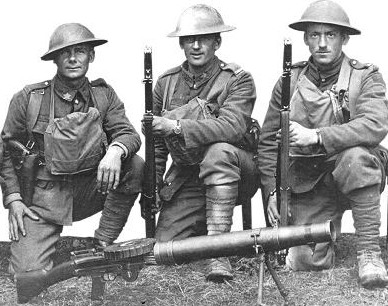 Les armes de l'infanterie: Les mitrailleuses. Fusil_10