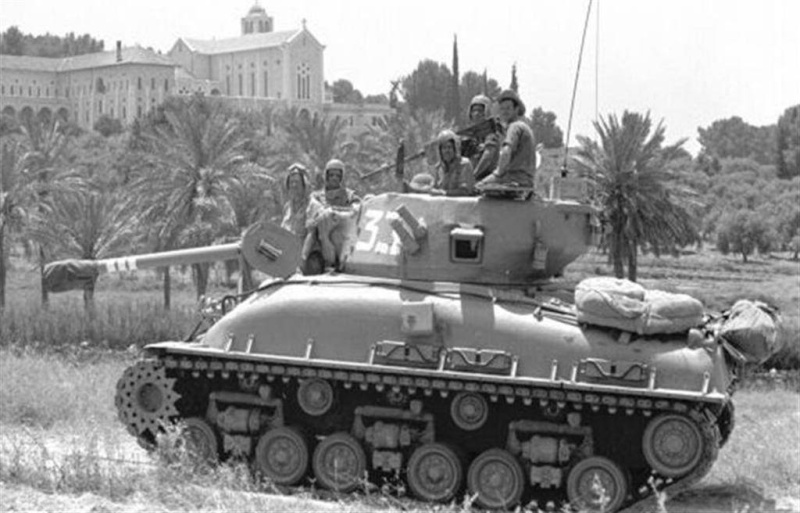 IDF M1 Super Sherman 03a67m10