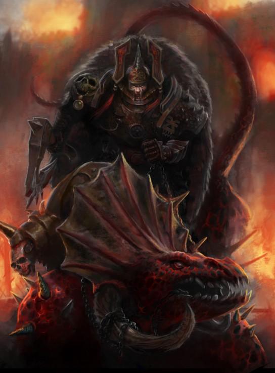 [Warhammer Fantasy Battle] Images du Chaos  Seigne10