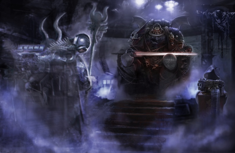 [W40K] Collection d'images : Space Marines du Chaos - Page 3 Talos_11